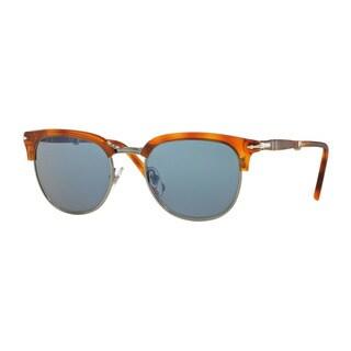 Persol Men's PO3132S 96/56 Havana Plastic Phantos Sunglasses