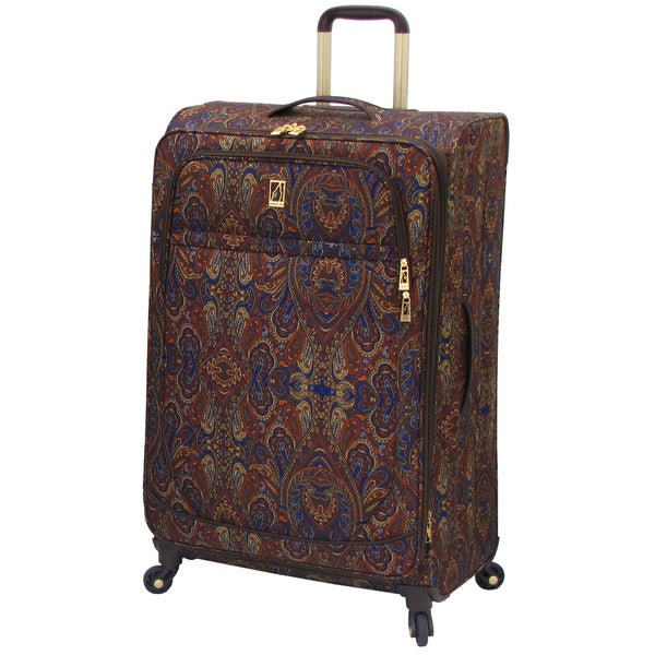 London Fog Soho 29-inch Expandable Spinner Suitcase