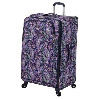 London Fog Soho Collection 29-inch Expandable Upright Spinner Suitcase|https://ak1.ostkcdn.com/images/products/11997444/P18876503.jpg?impolicy=medium