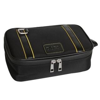 Dopp Travel Gear Black Nylon Top-zip Travel Kit