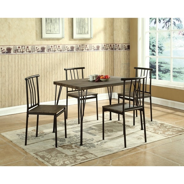Global furniture dining table set free shipping today for Dining room furniture 0 finance