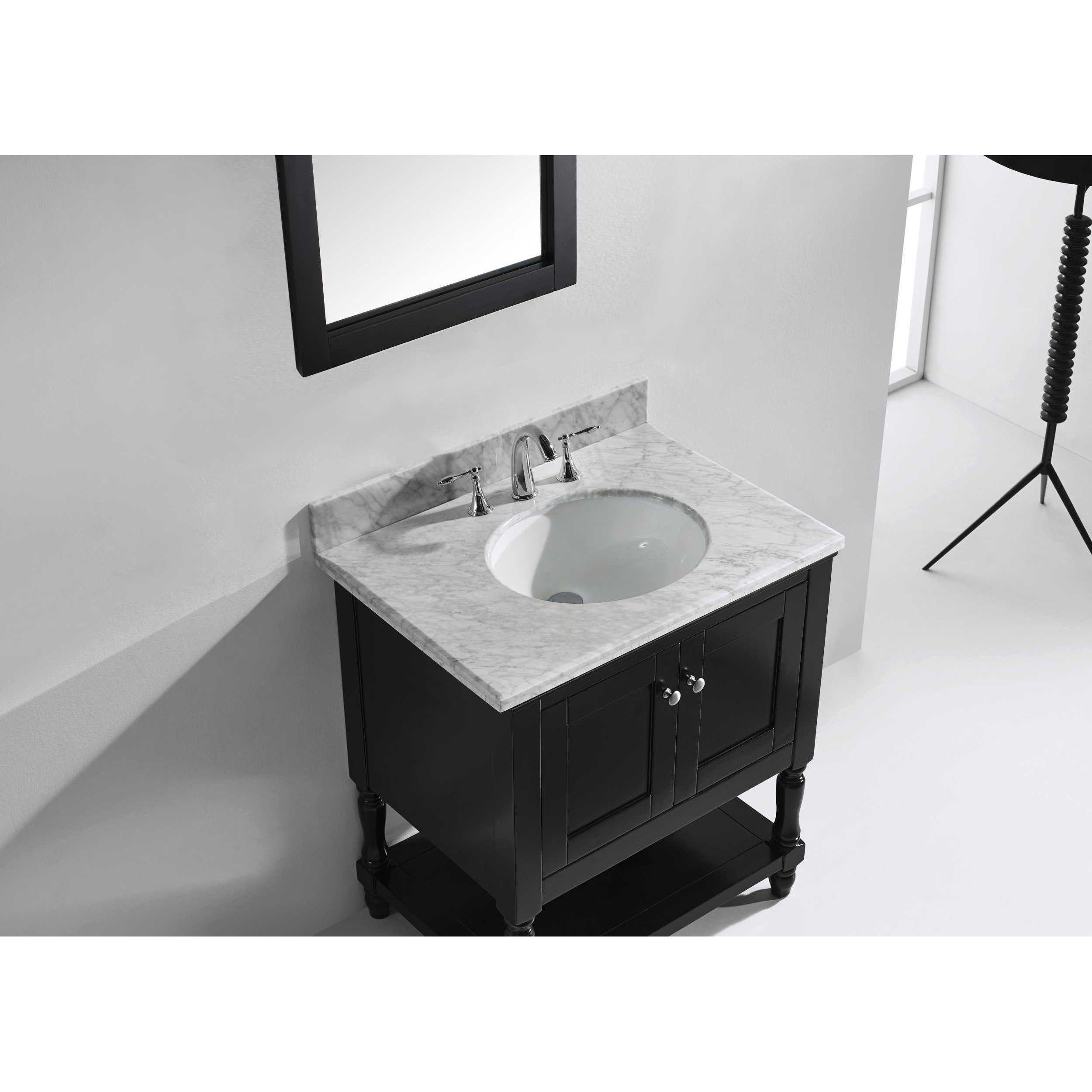 Virtu usa julianna 32 inch single bathroom vanity
