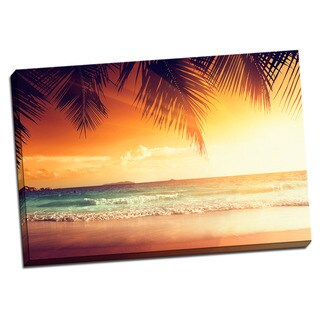 Tropical Places Collection Sunset Wall Decor