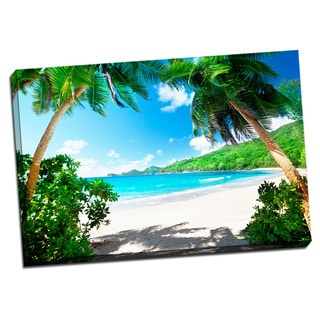Tropical Places Collection Dayoff Wall Decor