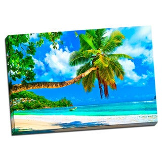 Tropical Places Collection Bright Day Wall Decor
