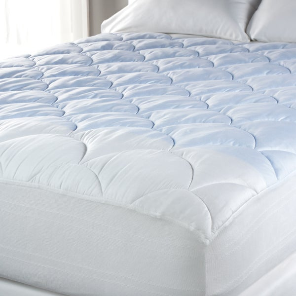 Sealy Posturepedic Outlast Cooling Mattress Pad - Sealy Posturepedic Outlast Cooling Mattress Pad - Free Shipping