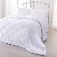 Home Fashion Designs Hayden Collection Seersucker Down Alternative Comforter