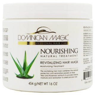 Dominican Magic Revitalizing 16-ounce Hair Mask
