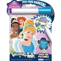Bendon Disney Princess Multi-color Plastic Cinderella Magic Ink Pictures