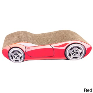 Purrrfect Life Car-shape Cat Scratcher