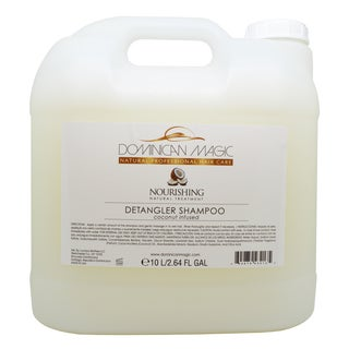 Dominican Magic 2.64 gal. Coconut Detangler Shampoo