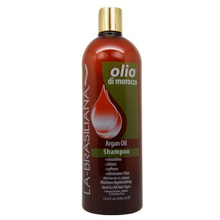 La Brasiliana Olio Shampoo 33.8-ounce