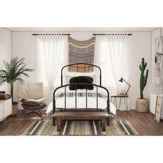 DHP Lafayette Bronze Bed. Metal Beds For Less   Overstock com
