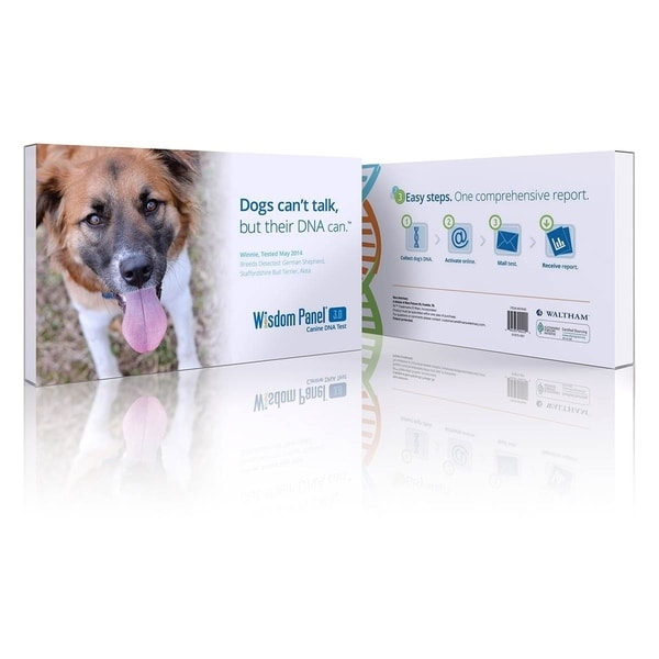 Mars Veterinary Wisdom Panel 3 0 Canine DNA Test