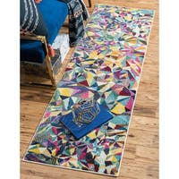 Unique Loom Gracia Barcelona Runner Rug - 2' 7 x 10' 0
