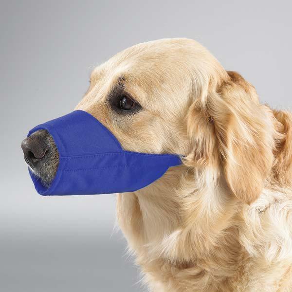 Guardian Gear Blue Lined Adjustable Muzzle Package (Blue)