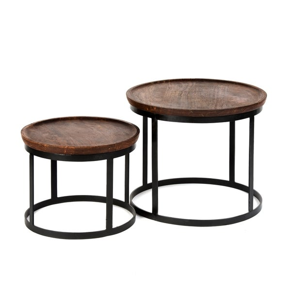 NA Rosera Nesting Tables (Set of 2)