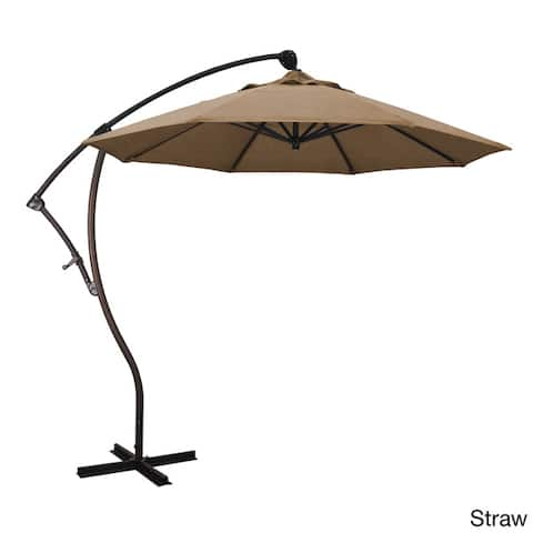 Okracoke 9ft Rotating Aluminum Umbrella by Havenside Home, Base Included