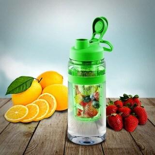 Fruit Infuser Tritan Plastic 32-ounce Water Bottle