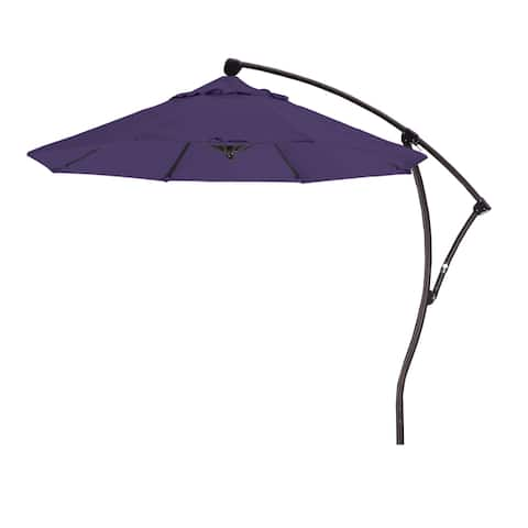 Havenside Home Okracoke 9-foot Crank Lift Rotating Umbrella