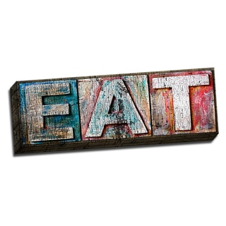Food Inspired Bon Appetit Collection Eat Wall Decor