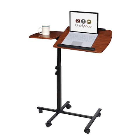 50-JN01 Angle & Height Adjustable Mobile Laptop Computer Desk