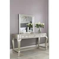 Signature Design by Ashley Coralayne Silver Vanity Mirror