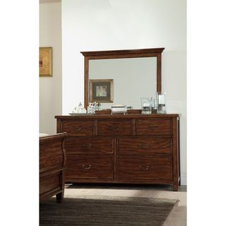 Signature Design by Ashley Chaddinfield Brown Bedroom Mirror