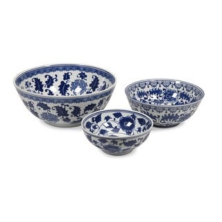 Tollmache Bowls (Set of 3)