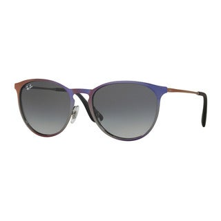 Ray-Ban Men's RB3539 195/11 Violet Metal Phantos Sunglasses