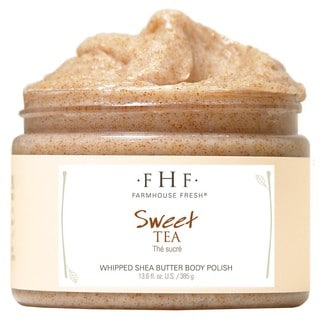 FarmHouse Fresh Sweet Tea Shea 13.6-ounce Sugar Scrub