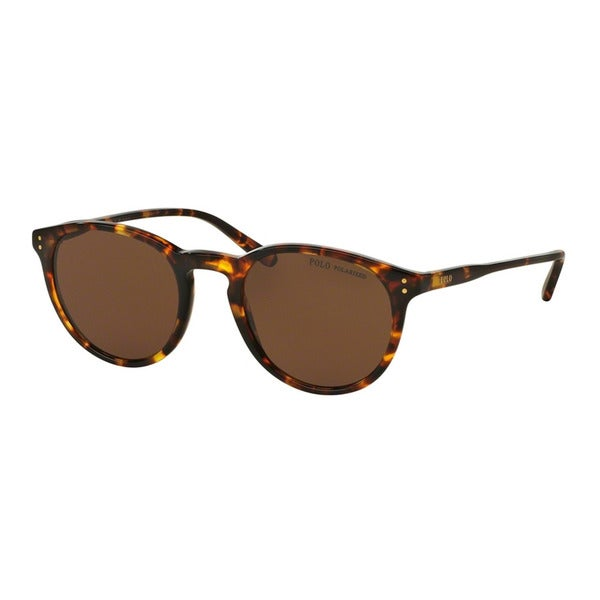 d71c2af15c Polo Ralph Lauren Men  x27 s PH4110 513483 Havana Plastic Phantos Polarized  Sunglasses