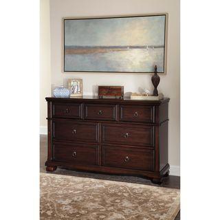 Signature Design by Ashley Brulind Brown Dresser