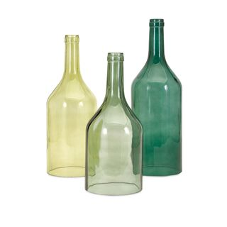 Trisha Yearwood Persimmon Cloche Bottles - Set of 3