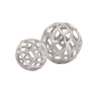 Trisha Yearwood Outer Banks Spheres - Set of 2