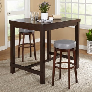 Simple Living Avenue 3-piece Pub Set