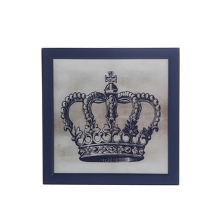 Privilege International Crown Wall Art
