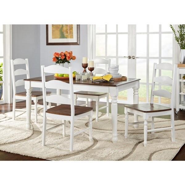 Simple Living Skipton 5-piece Dining Set