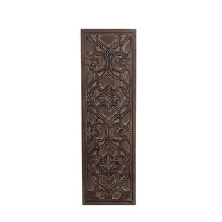 Privilege Wooden Wall Decor
