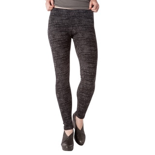 AtoZ Women's Multicolor Cotton Reversible Legging