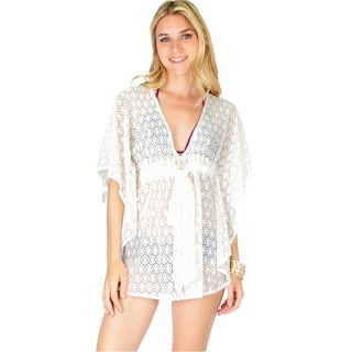 55c88091f8f4b Buy Off-White Cover-Ups   Sarongs Online at Overstock.com