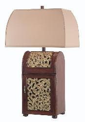 Brussels Table Lamp - Thumbnail 1