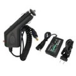 Car and Home / AC / Wall Power Adapter Charger for Sony PSP