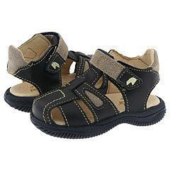 Primigi Kids Jimi (Infant/Toddler) Navy/Beige Sandals
