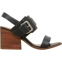 Women's Kenneth Cole New York Em Sandal Black Leather