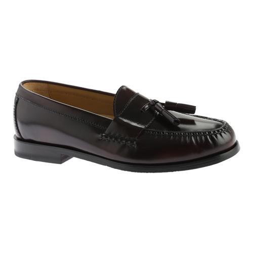 0cc922b9f52 Shop Men s Cole Haan Pinch Grand Tassel Loafer Burgundy Leather - Free  Shipping Today - Overstock - 11912234