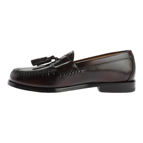 3dfcffe50e6 ... Thumbnail Men  x27 s Cole Haan Pinch Grand Tassel Loafer Burgundy  Leather