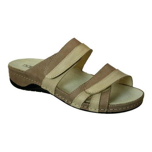 0a3d23d317d Shop Women s Napa Flex Capri Slide Brown Multi Calfskin - Free Shipping  Today - Overstock - 11912349