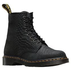 Dr. Martens 1460 8-Eye Boot Black Python