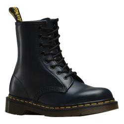 Dr. Martens 1460 8-Eye Boot Navy Smooth Leather